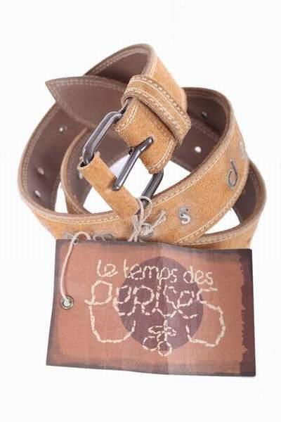 ea00471219a4 ceinture le temps de cerises pas cher,ceinture cuir marron le temps des  cerises,ceinture le ...