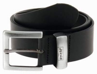 magasin d'usine 85ee2 a04d0 ceinture levis tissu,ceinture levi's reversible marron et ...