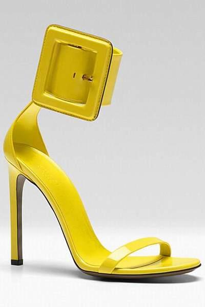 chaussures jaune moutarde femme. Black Bedroom Furniture Sets. Home Design Ideas