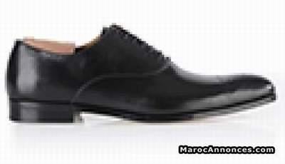 chaussures homme paris