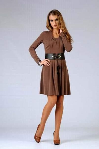 top design more photos save off robe moulante ceinture fantaisie morgan,robe ceinture taille ...